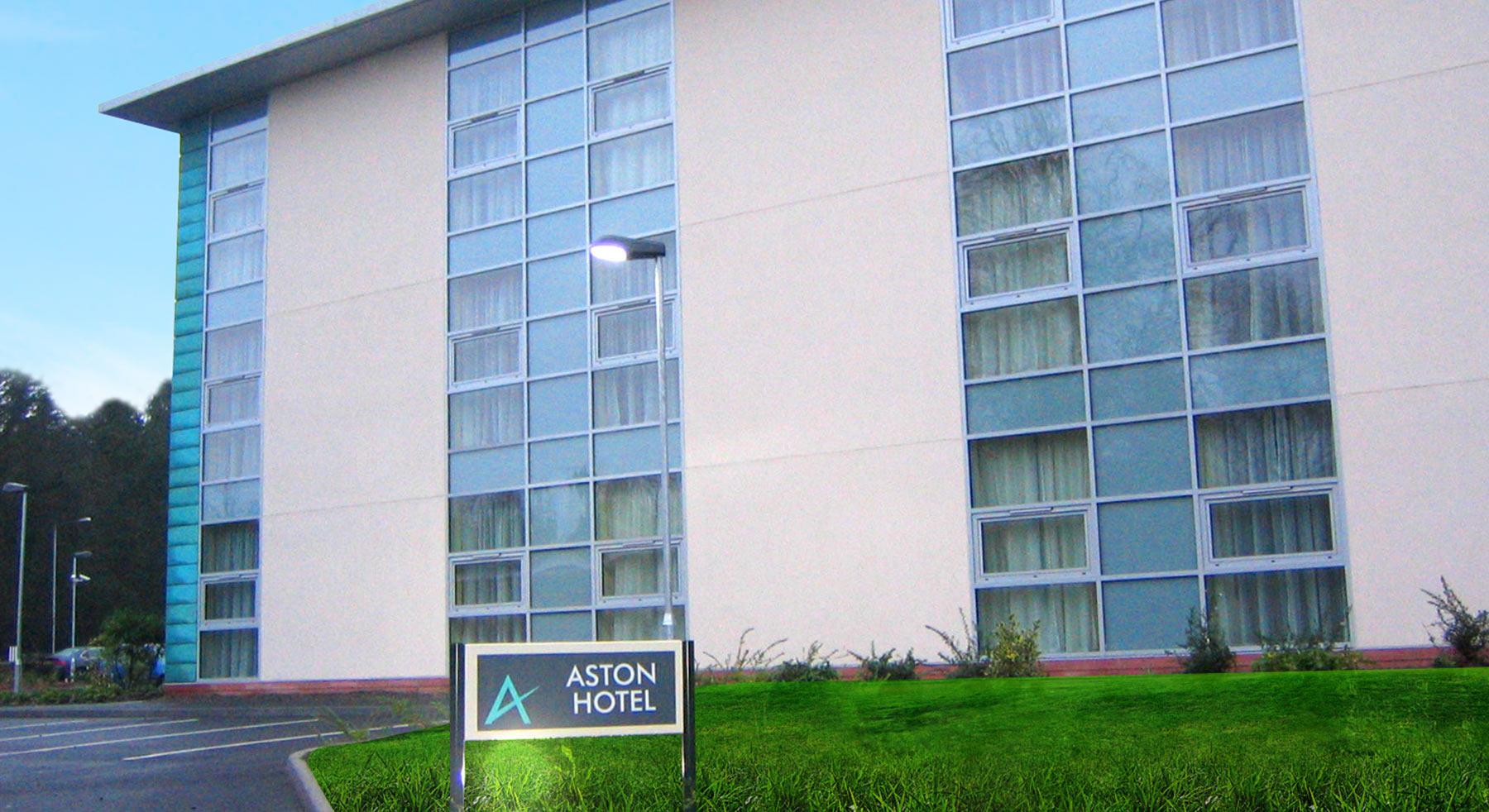 Aston Hotel Dumfries Visual Concept Ltd
